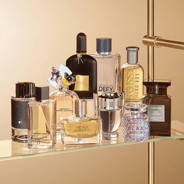 Beauty Icons Fragrance Winners