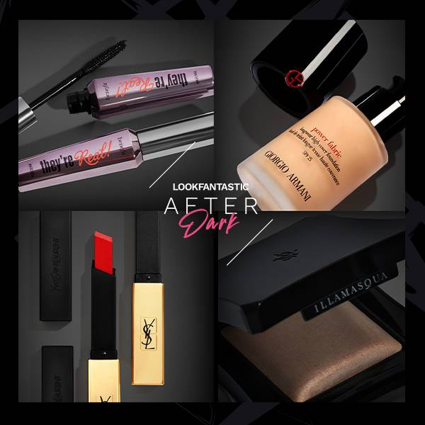 LOOKFANTASTIC After Dark - Halloween has landed! Shop up to 20% off our range of cosmetics, skincare and haircare to get your full After Dark fix- we won't tell if you don't...