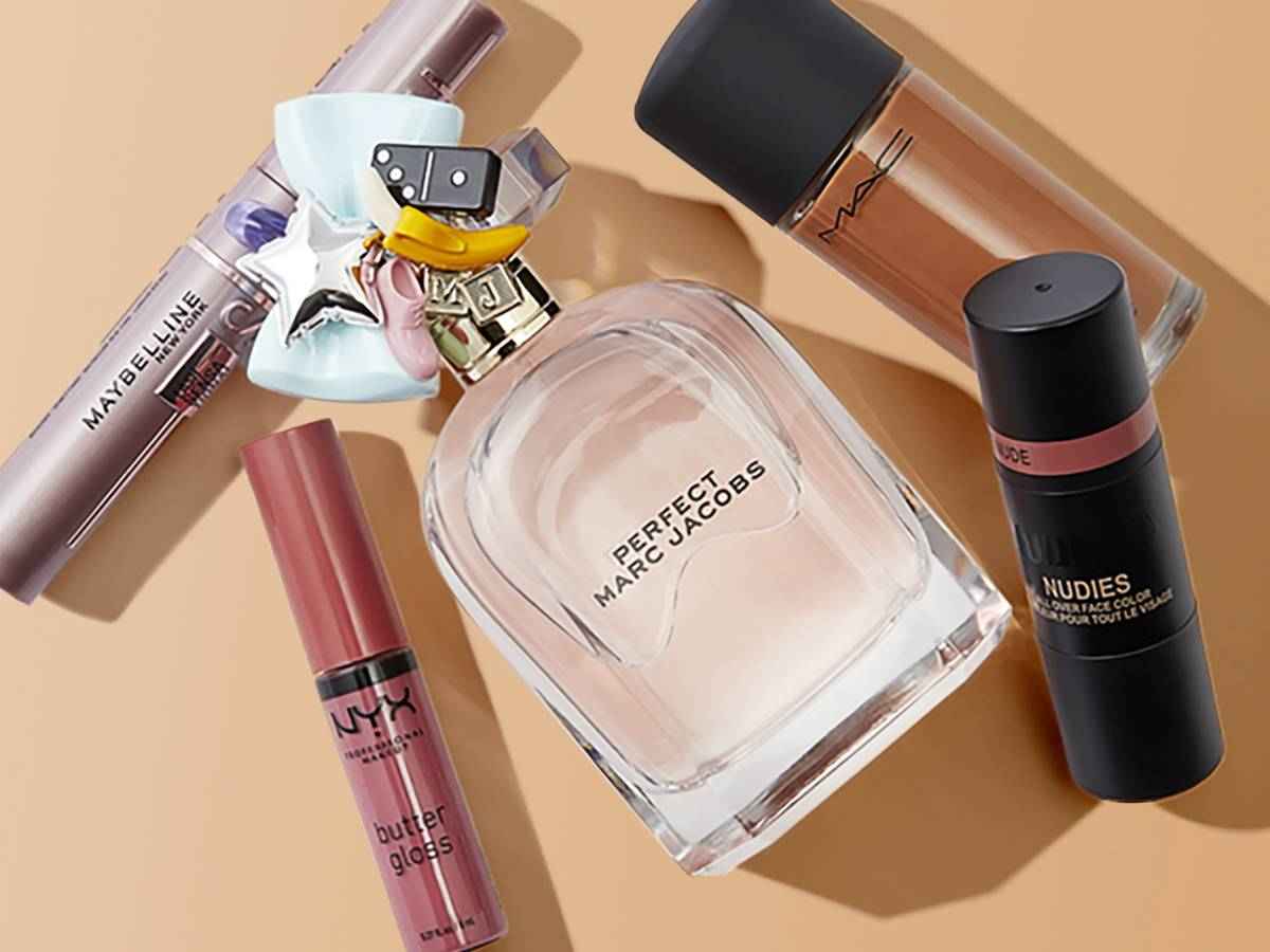 Save up to 30% on selected fragrance and makeup