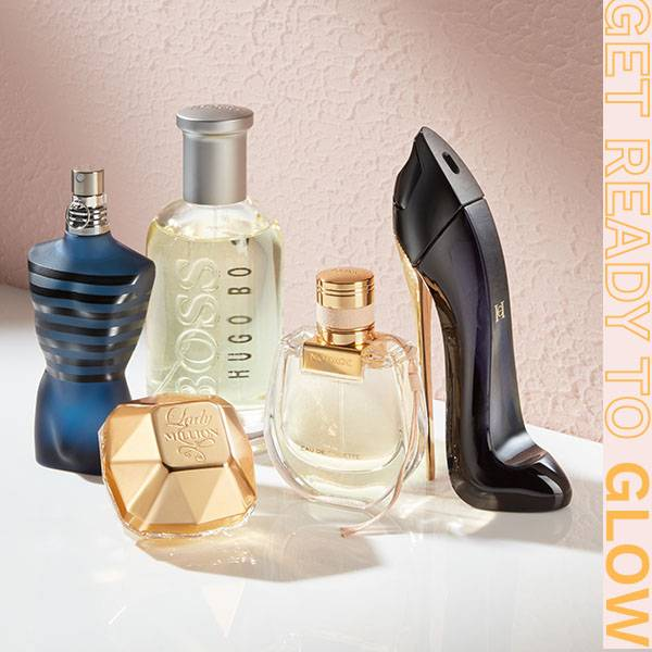 HIS AND HERS SCENTS
