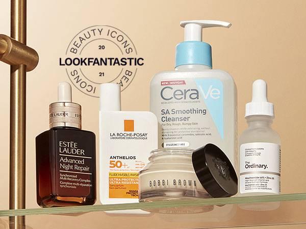 Beauty Icons Skincare Winners