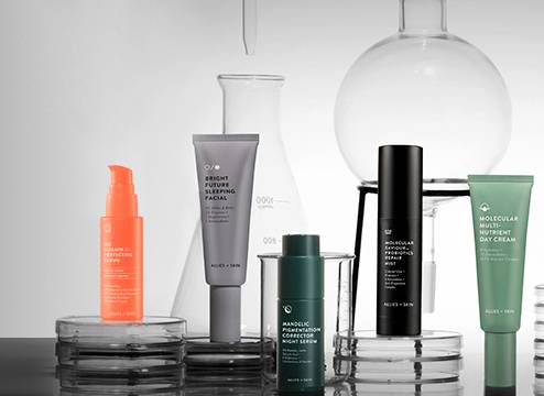 discover allies of skin on look fantastic.