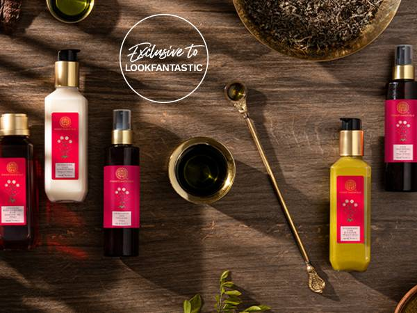 FOREST ESSENTIALS HAIRCARE