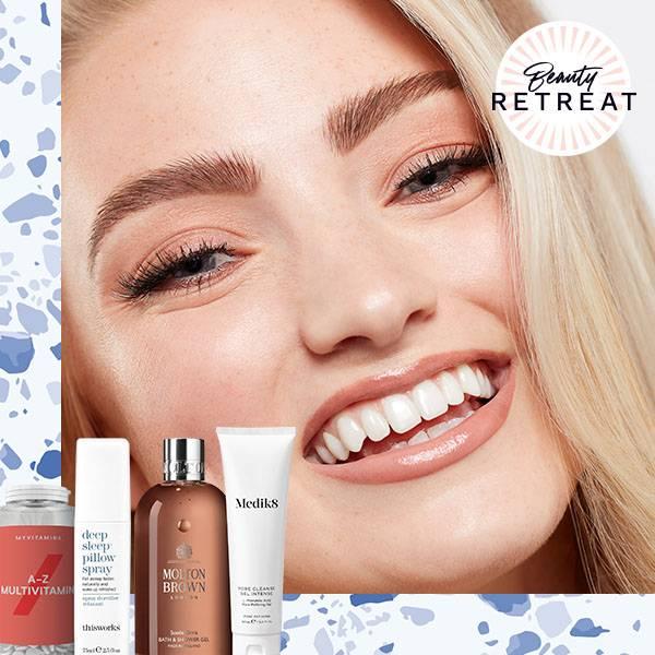 shop our beauty retreat edit now
