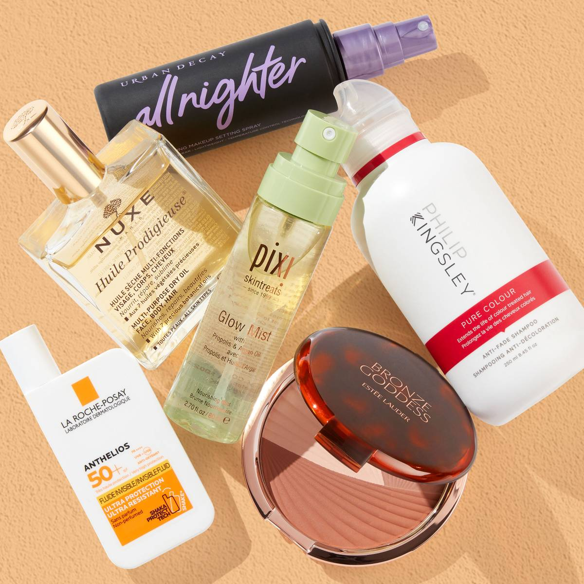 Summer Essentials - From SPF to glowing cosmetics, stock up on our range of sizzling summer essentials.  Plus, enjoy UK FREE Next Day Delivery when you spend £90!