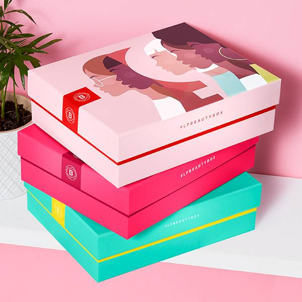 THREE BOXES. ONE OFFER. ONE BIG SURPRISE.