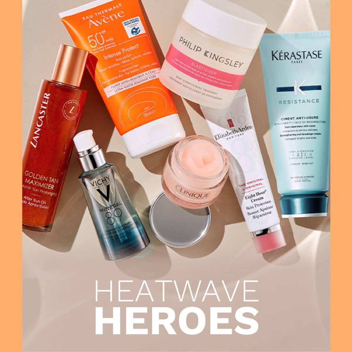 heatwave heroes