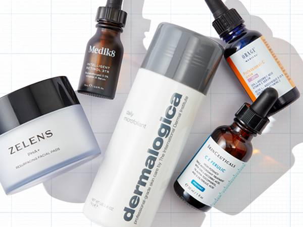 EXPERT-APPROVED SKINCARE