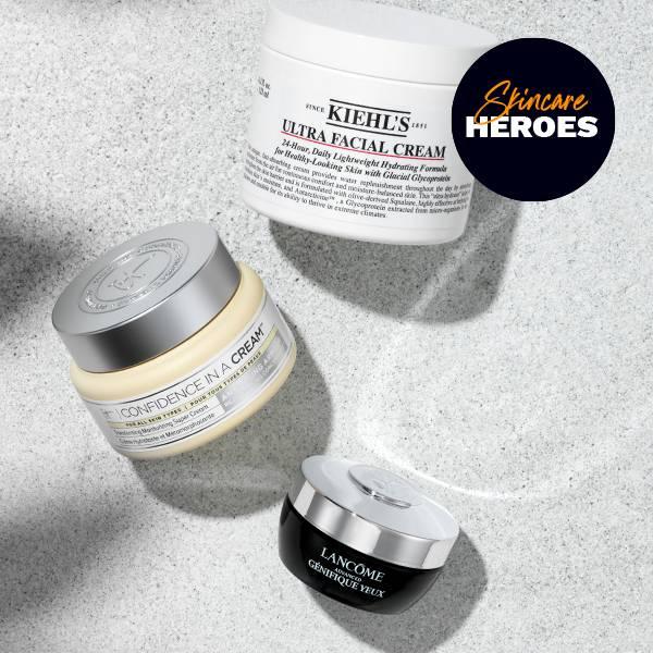 Skincare Heroes