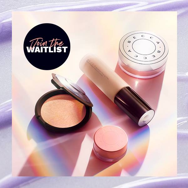 Join the waitlist to be first to hear when BECCA launches on LOOKFANTASTIC!