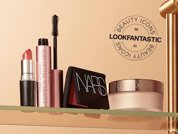 Beauty Icons Cosmetics Winners