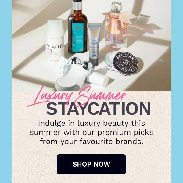Luxury Summer Staycation