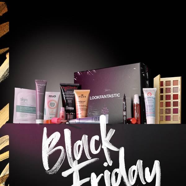 ¡Descubre la Black Friday Beauty Box aquí en LOOKFANTASTIC!