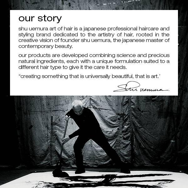 Shu Uemura About The Brand