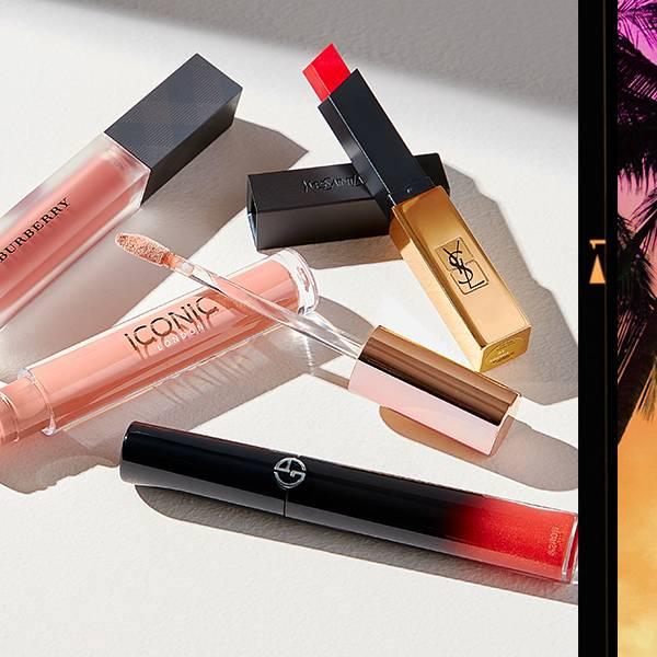 Deja que tus labios hablen por ti con el maquillaje que encontrarás en lookfantastic