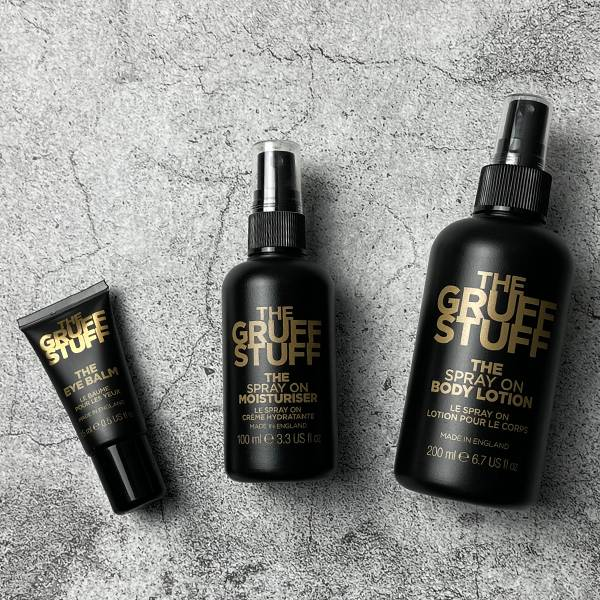 The Gruff Stuff