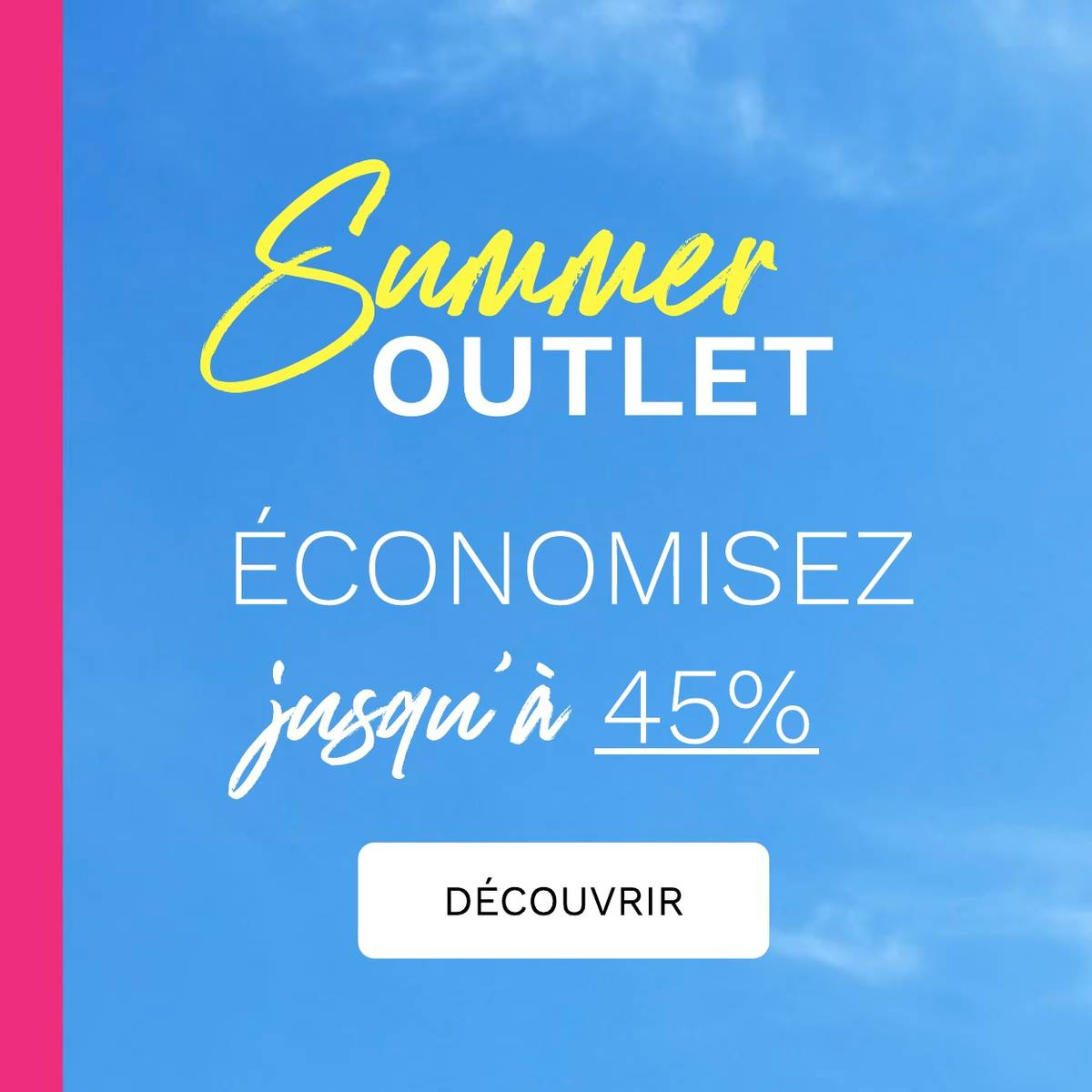 L'Outlet LOOKFANTASTIC est de retour ! Economisez jusqu'à 40% !