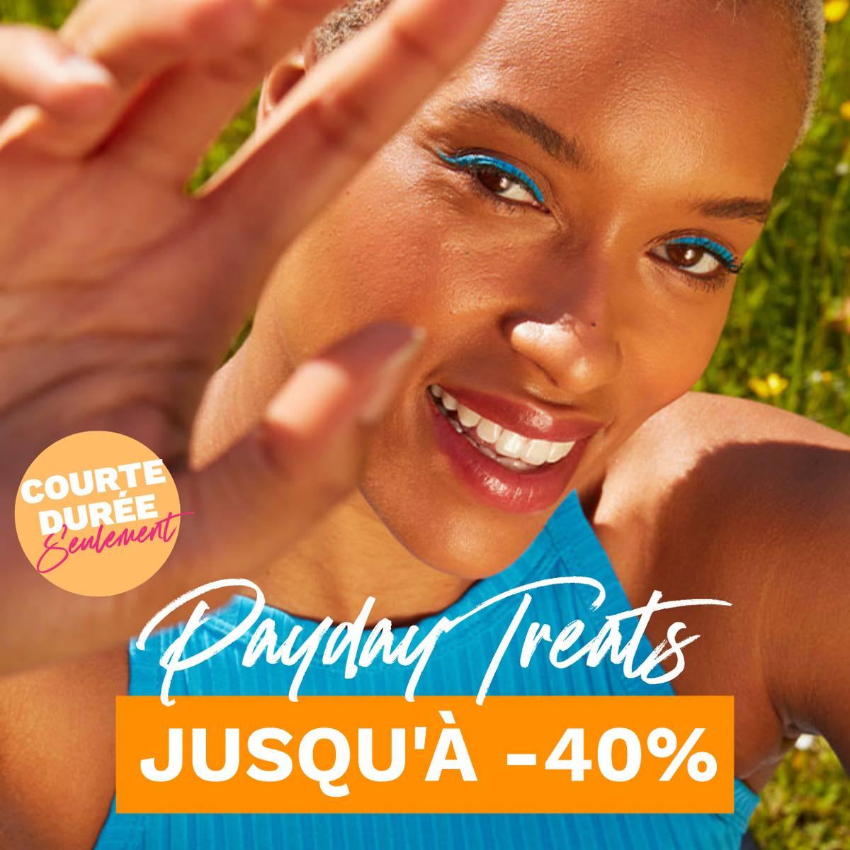 Spare bis zu 40 % auf Sommer Must-Haves!