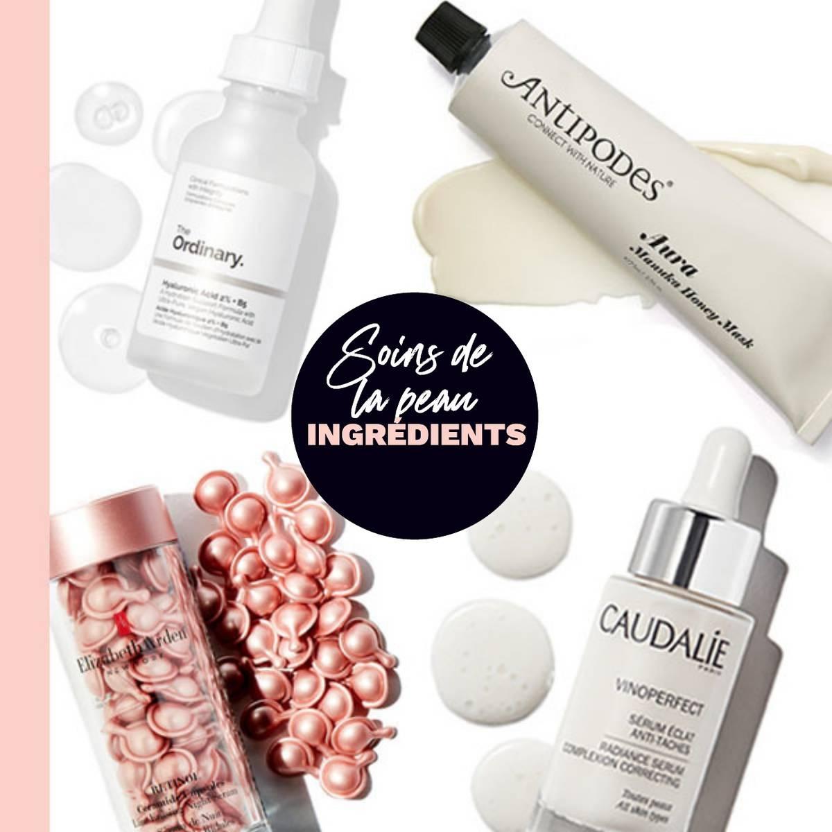 Achetez par ingrédient de soin et découvrez ce dont votre peau a le plus besoin !