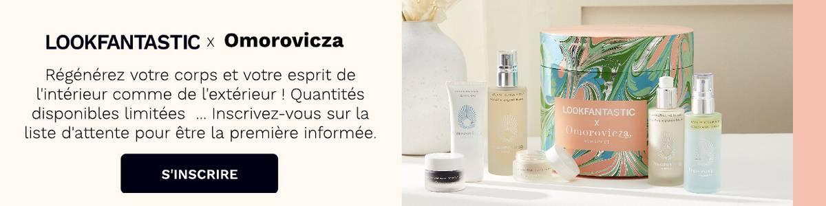 Omorovicza x LF Beauty Box Waitlist