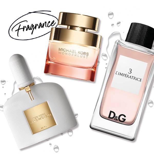 shop our fragrance edit