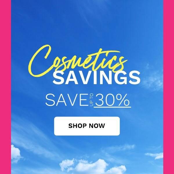 Summer Sale - cosmetics