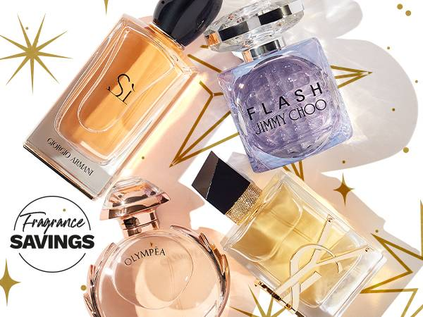 Fragrance bank holiday offer up to 45% off