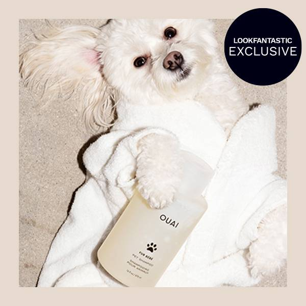 OUAI Fur Bébé Pet Shampoo 474ml
