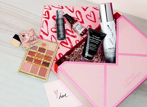 lookfantastic Valentine's Limited Edition Beauty Box