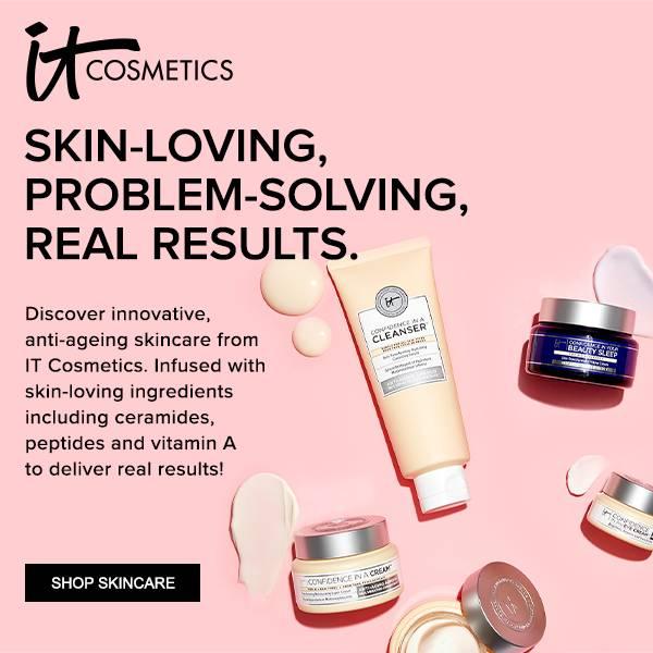 IT Cosmetics skincare
