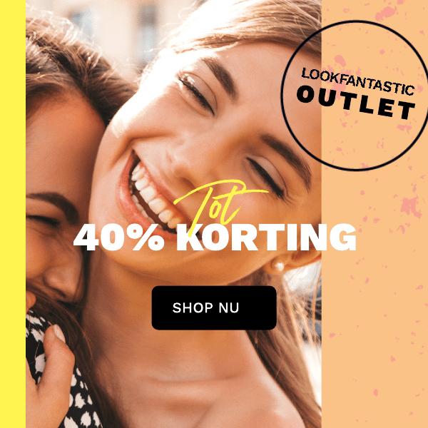 LOOKFANTASTIC outlet | Bespaar tot 50%
