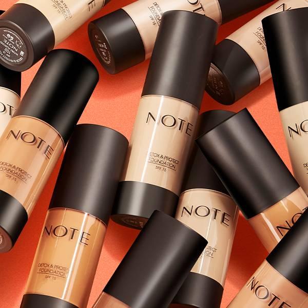 NOTE Cosmetics nieuw bij LOOKFANTASTIC