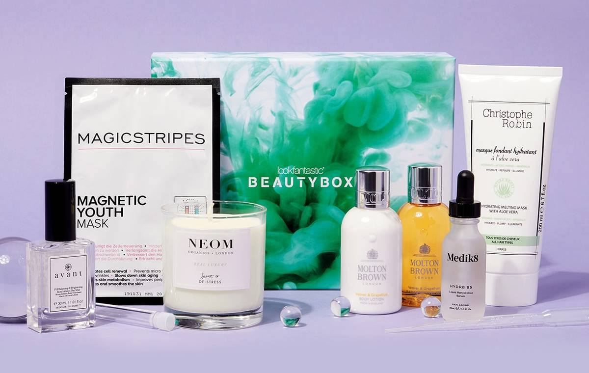 Limited Edition Beauty Box
