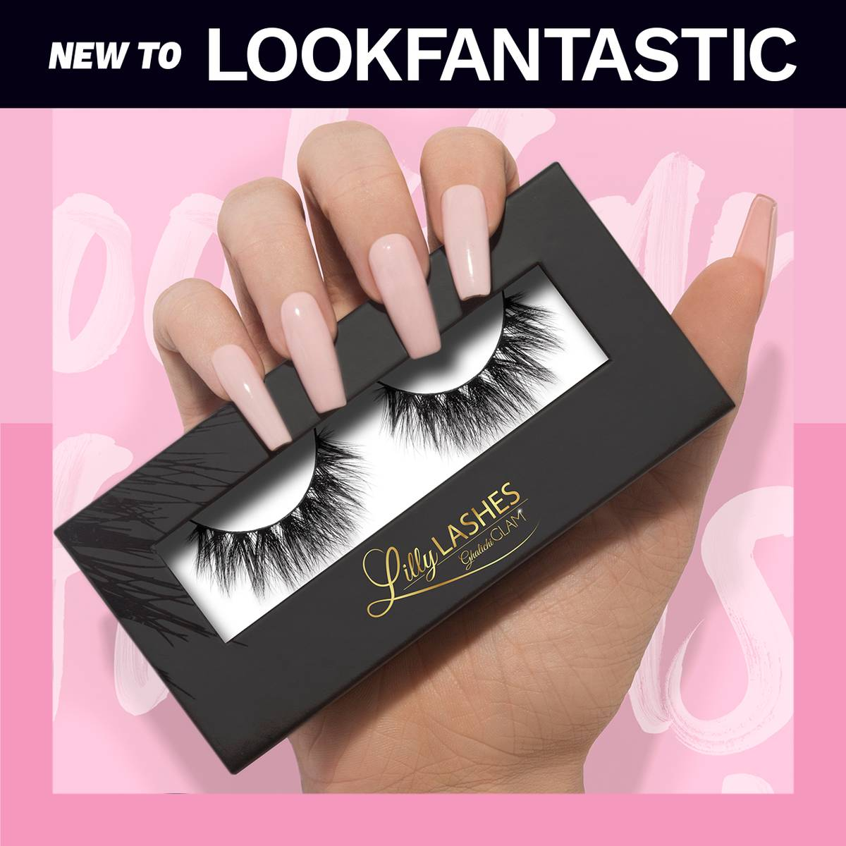discover lilly lashes, new to lookfantastic