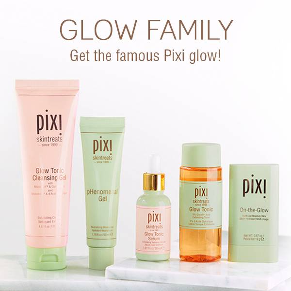 PIXI Holiday Banner