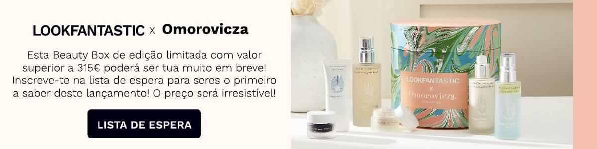 OMOROVICZA x LOOKFANTASTIC Beauty Box