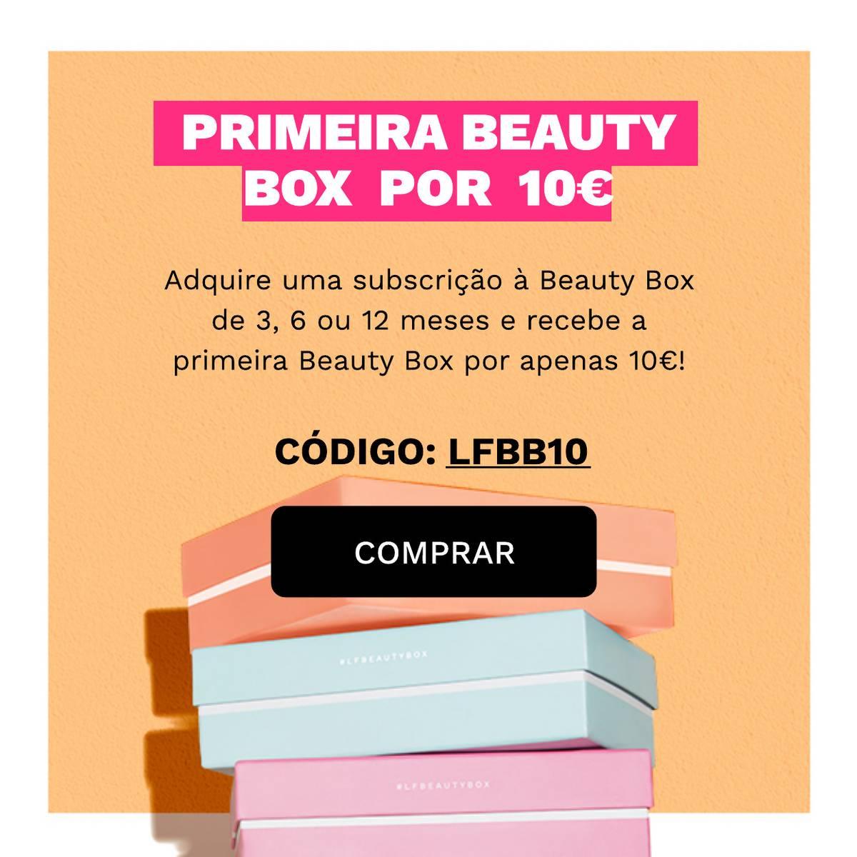 Beauty Box de Agosto