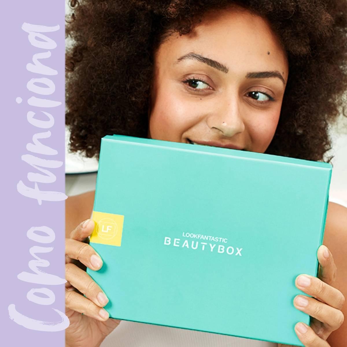 Sabe mais sobre a <b>lookfantastic Beauty Box</b>, uma caixa de subscrição mensal que contém 6 produtos de beleza escolhidos a dedo no valor de pelo menos 60€, entregue diretamente na tua casa todos os meses.