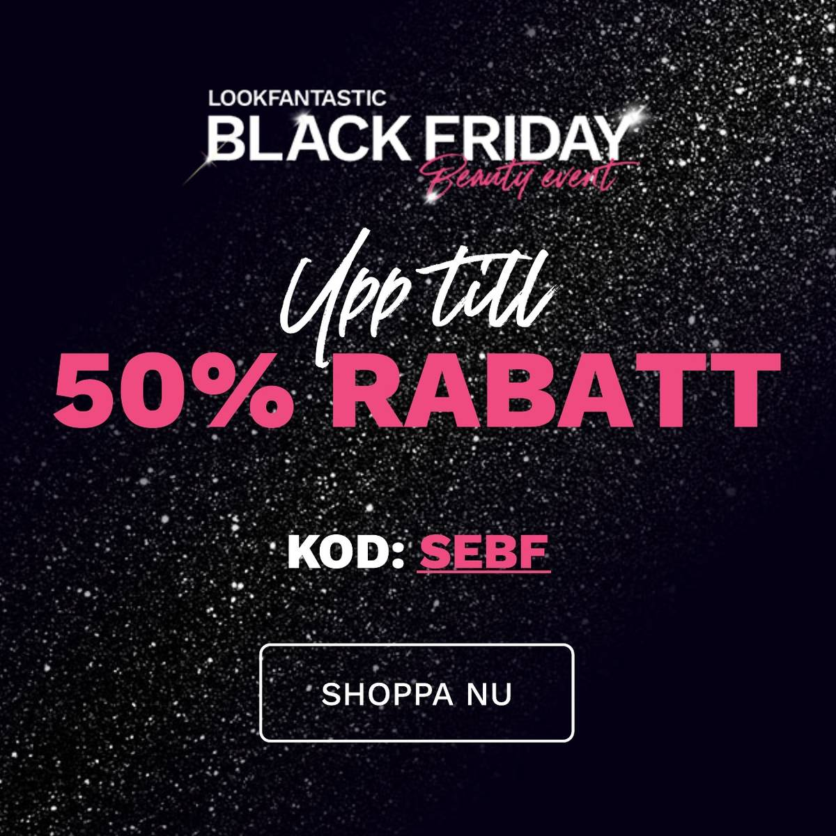 SE Cyber week up to 50% off