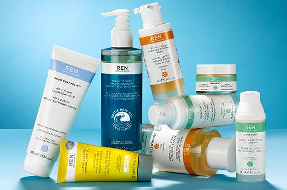 品牌之星 REN Clean Skincare