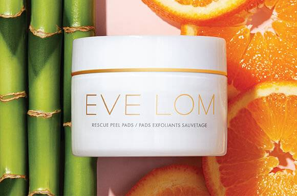 Discover the new Eve Lom rescue peel pads for instant exfoliation and re-surfacing with quick and easy application for multi-level benefits.<br><br>Shop this exclusive launch and the rest of the Eve Lom range here on lookfantastic!
