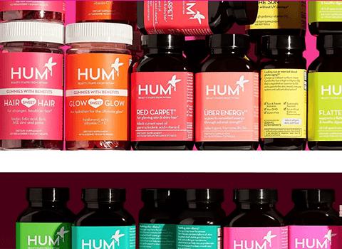 Shop All HUM Nutrition Supplements