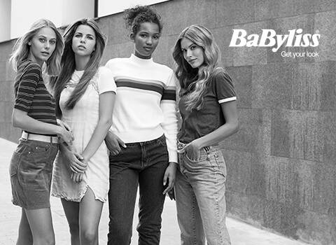 Shop All Babyliss Hair Tools