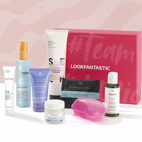Hair Edit Limited Edition Beauty Box
