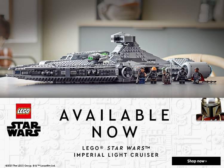 LEGO STAR WARS IMPERIAL LIGHT CRUISER