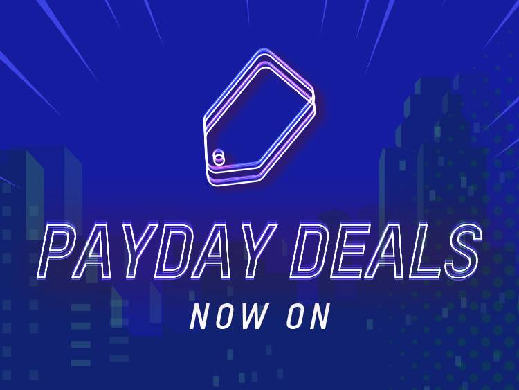 PAYDAY DEALS