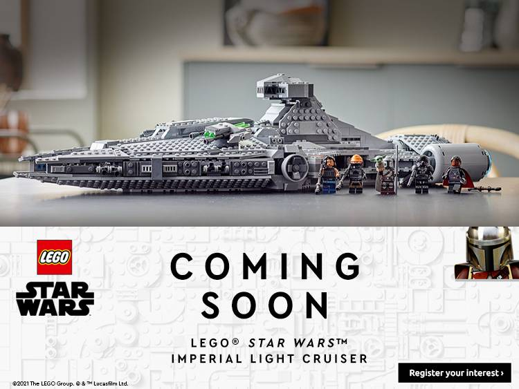 Star Wars Imperial Light Cruiser - Main Banners