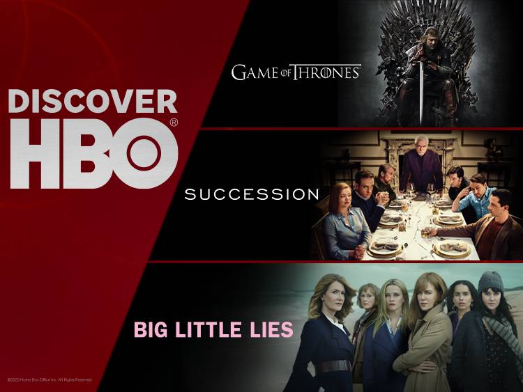 DISCOVER HBO OFFER