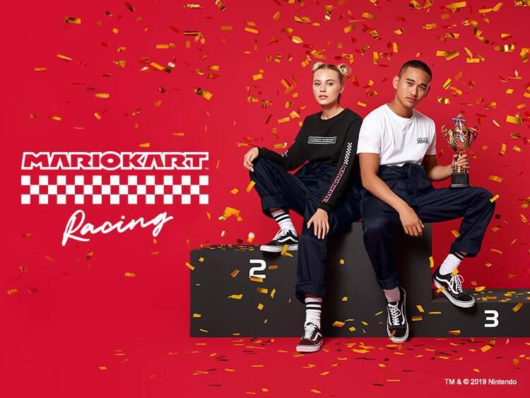 Collection Mario Kart Racing