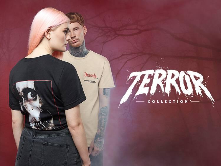 TERROR COLLECTION - GO LIVE